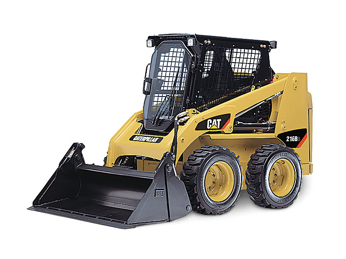 216B Series 3 Skid Steer Loader