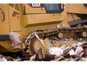 973D WH Waste Handler Track Loader