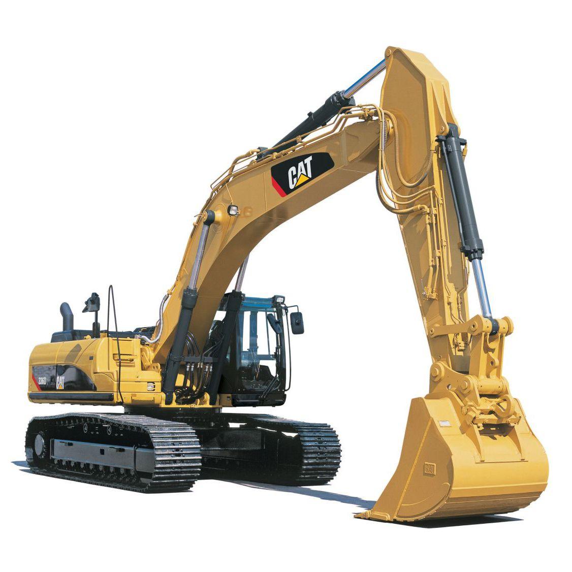 336D L Tier 3 Medium Excavator