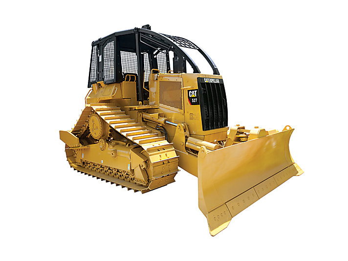 Cat | 527 Track Skidder | Caterpillar