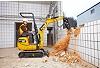 300.9D Mini Hydraulic Excavator