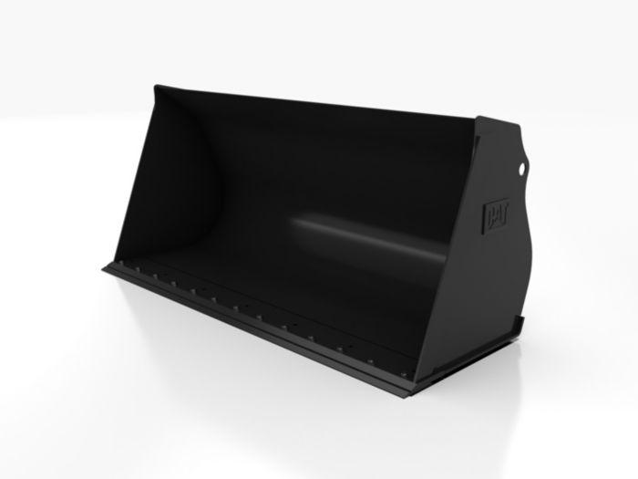 Laadbakken - compacte wiellader