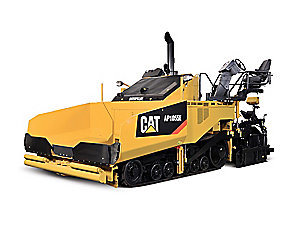 New Cat Asphalt Pavers