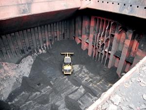 973D SH Shiphold/Port Handling Track Loader