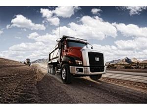 CT660 Dump Truck