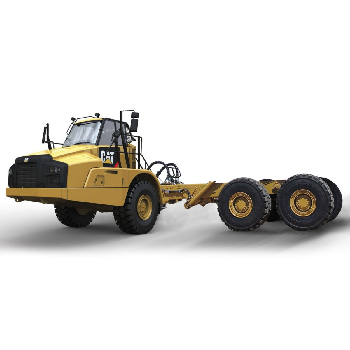 Articulated Truck Chassis