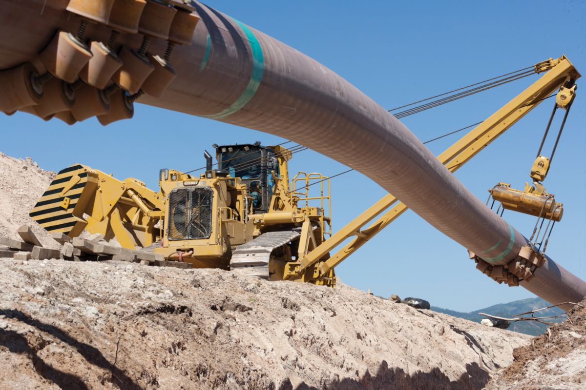product-PL87 Pipelayer
