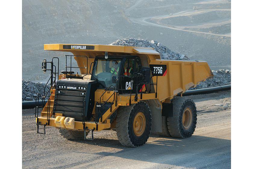 775G Off-Highway Trucks
