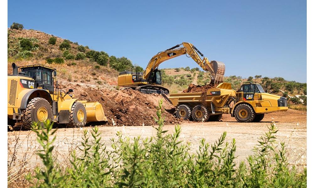 349E Hydraulic Excavator - NMC Cat   Caterpillar Dealer