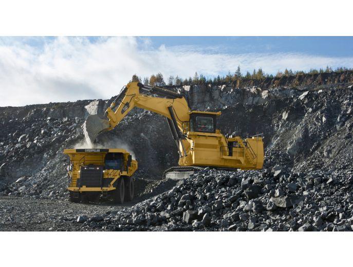 6030/6030 FS  Hydraulic Mining Shovels