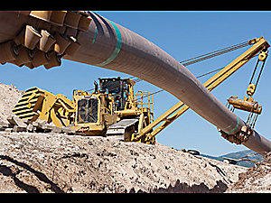 PL87 Pipelayer