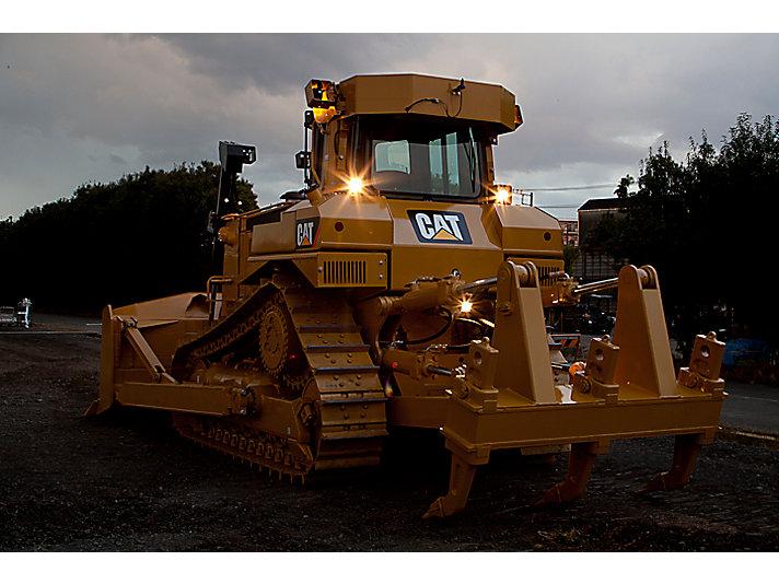 Cat   D7R Dozers   Bulldozers   Crawler Dozers   Caterpillar