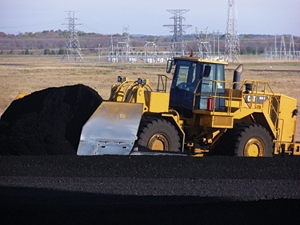 834H Coal Scoops Medium Wheel Dozers