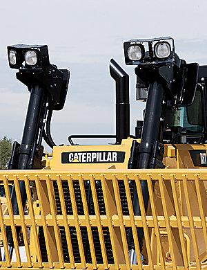D8T WH Waste Handler | Cat Bulldozer | Caterpillar Heavy
