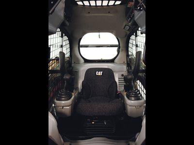 289C Compact Track Loader