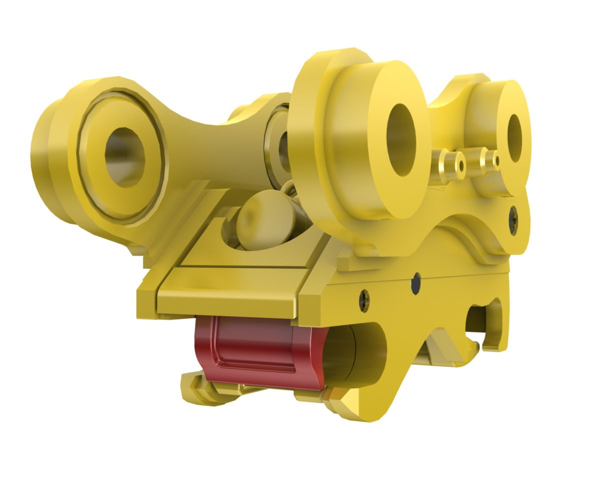 New CaterpillarCouplers-Excavator