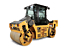 CD44B Drum Steer Tandem Vibratory Roller (Solid Drum)