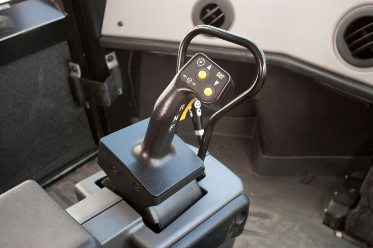 854K Steering and Transmission Integrated Control System