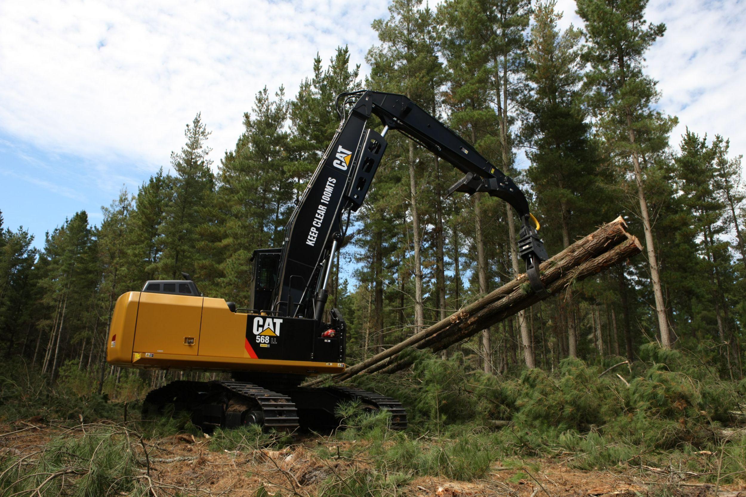 Forest Machines 568