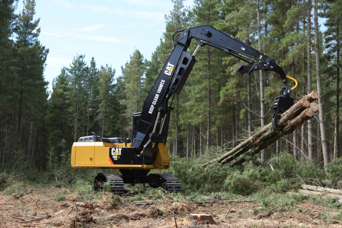 568 Forest Machines>