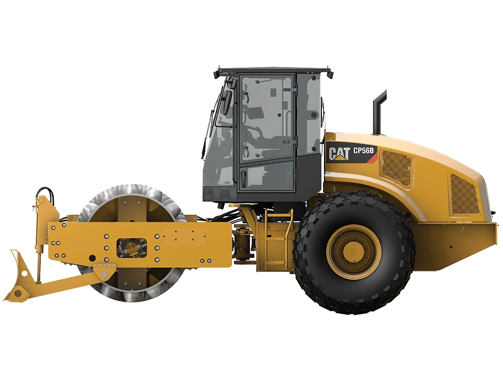 Cat C Compactor For Sale