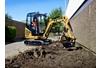301.7D Mini Hydraulic Excavator