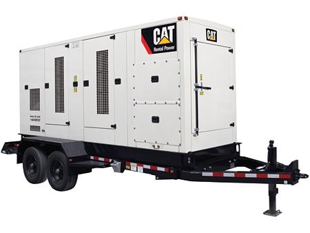 Rental Generator Set