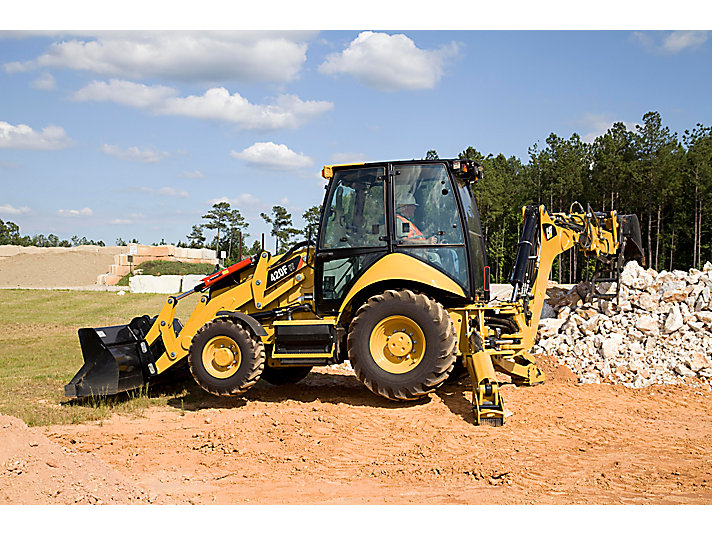 Cat | 420F/420F IT Backhoe Loader | Caterpillar