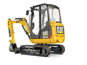 Cat   Excavators / Trackhoes   Caterpillar