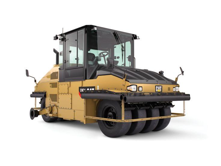 Compacteurs - CW34