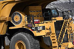 Cat 795f Ac Mining Truck Haul Truck Caterpillar