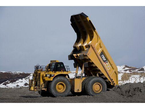 795FAC - Mining Trucks
