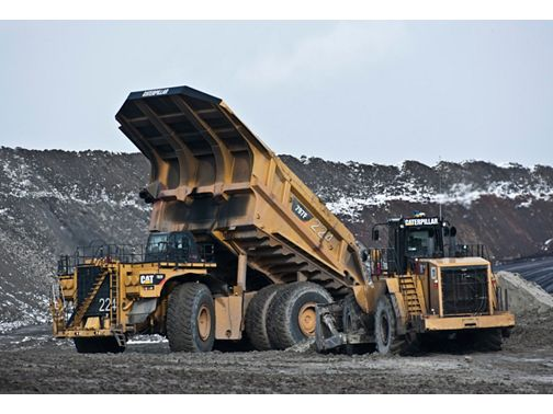 797F - Mining Trucks