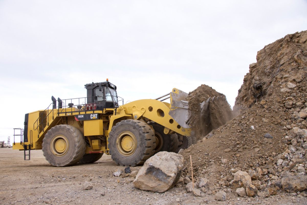 993K Large Wheel Loader>