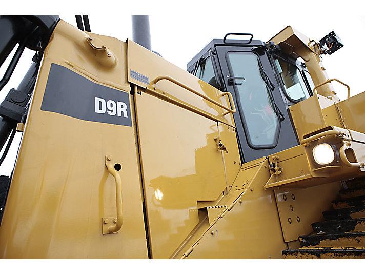 Cat | D9R Dozer | Caterpillar