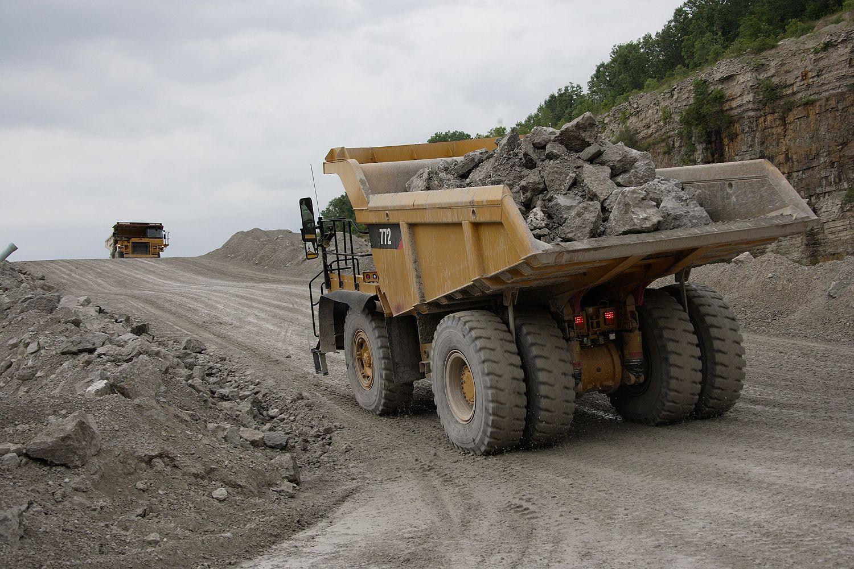 Camiones de Obras 772