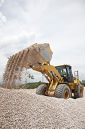 950H Wheel Loaders | Wheel Loaders | WesTrac