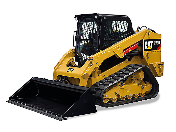 279D Compact Track Loader | Caterpillar - Cat