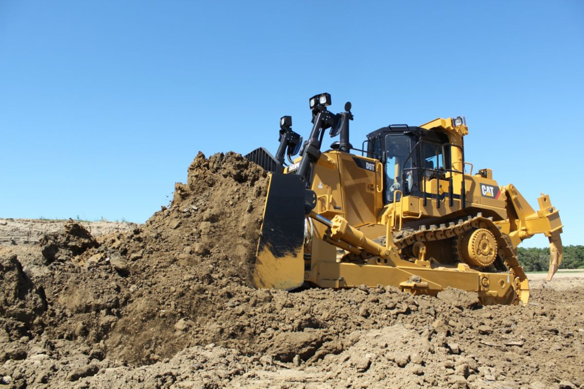 product-D9T Large Dozer