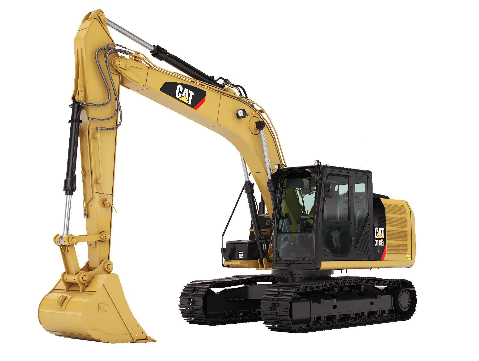 314E CR Hydraulic Excavators
