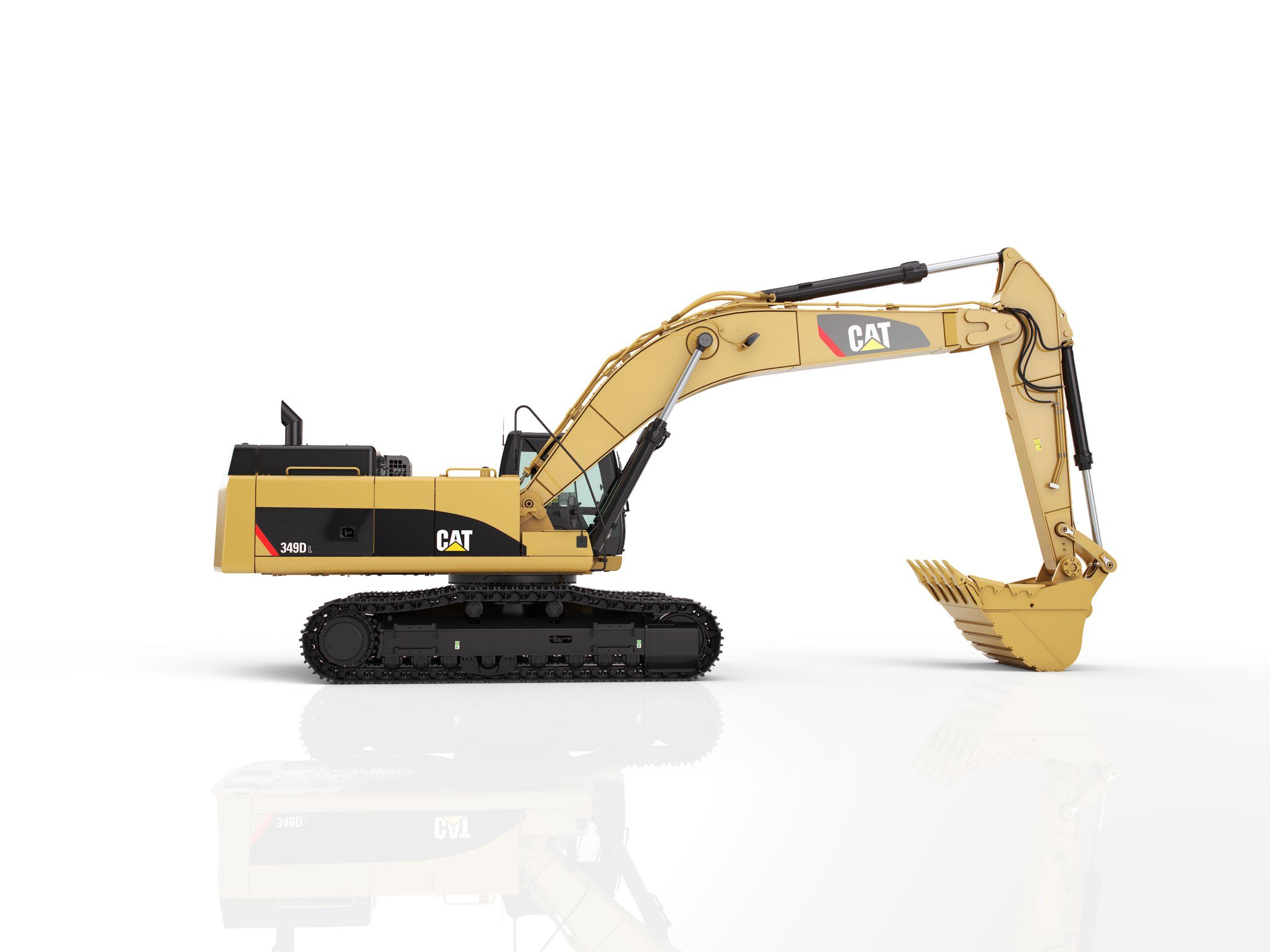 product-349D L Large Excavator