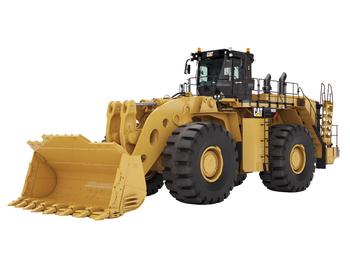 993K Wheel Loaders