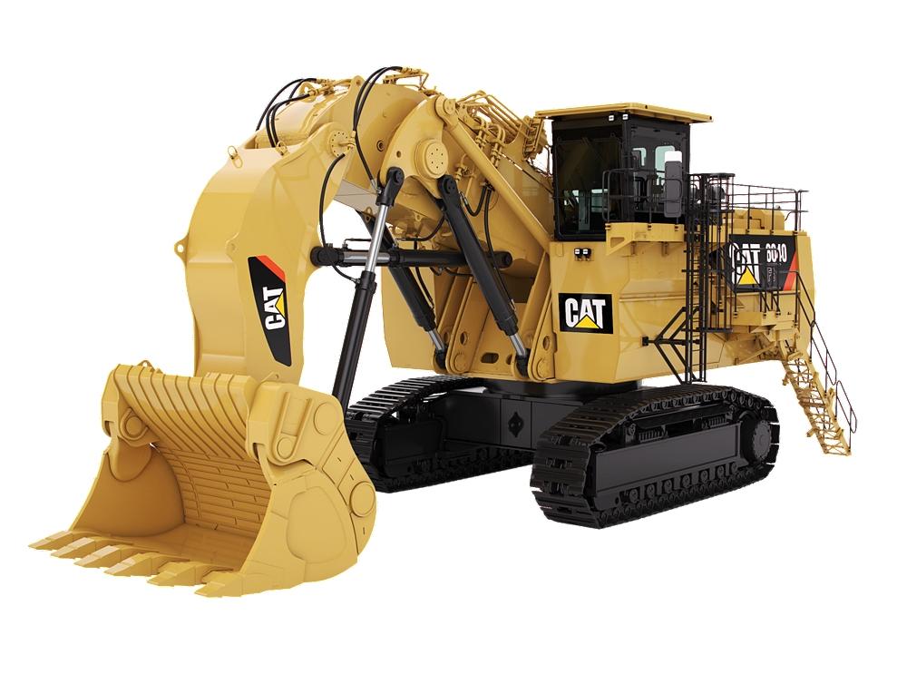 6040/6040 FS Hydraulic Shovel