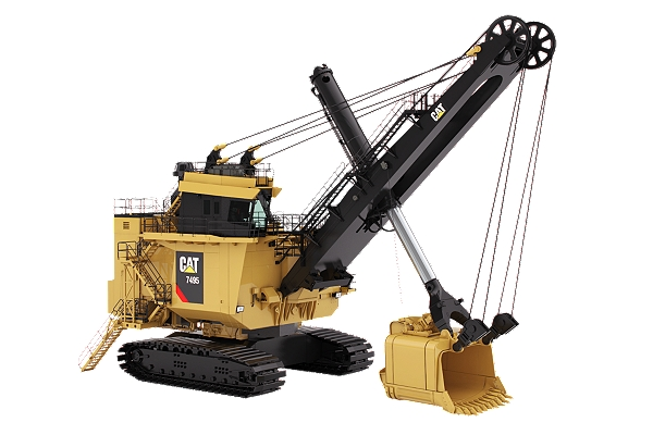 Electric Rope Shovels