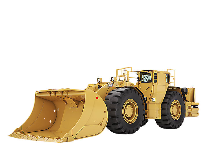 Máquinas de carga, acarreo y descarga (LHD) para minería subterránea