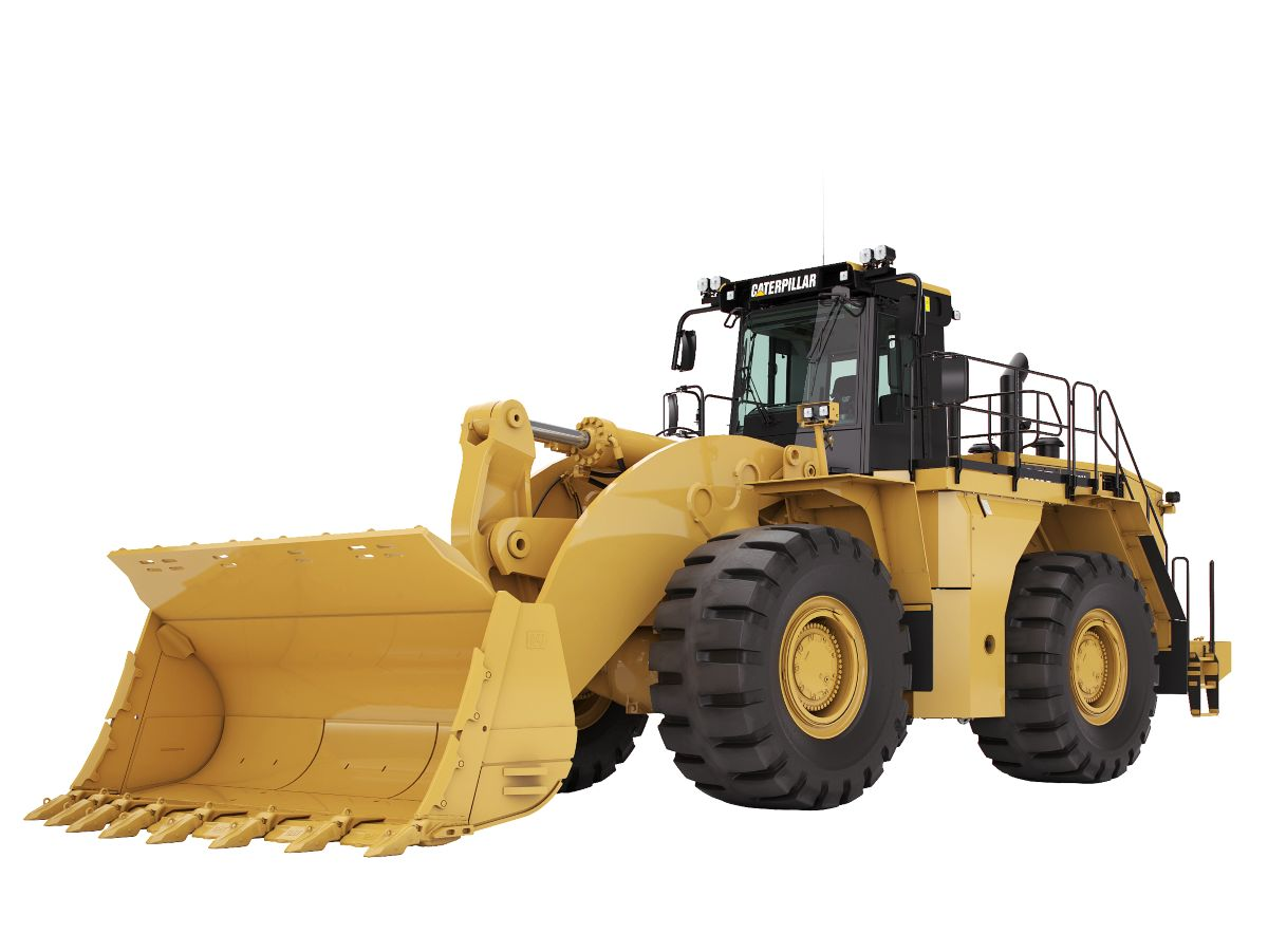 New Caterpillar Large Wheel Loaders