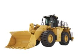 Gallery Large Wheel Loaders