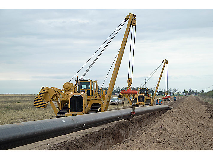 PL83 Pipelayer