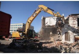 Gallery Demolition and Sorting Grapples
