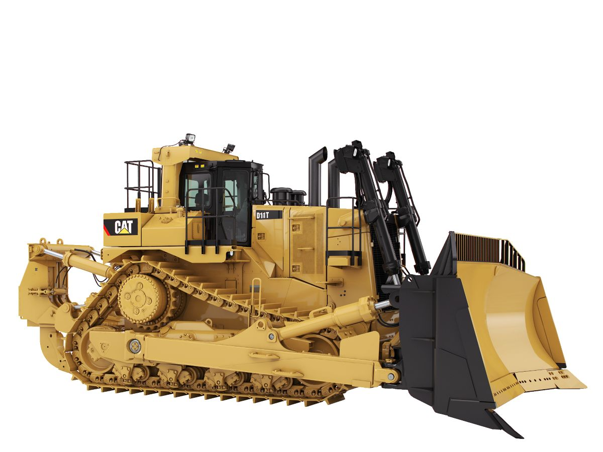 New Caterpillar Large Dozers